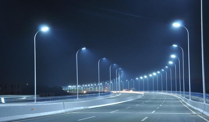 LED路灯供电系统防雷方案