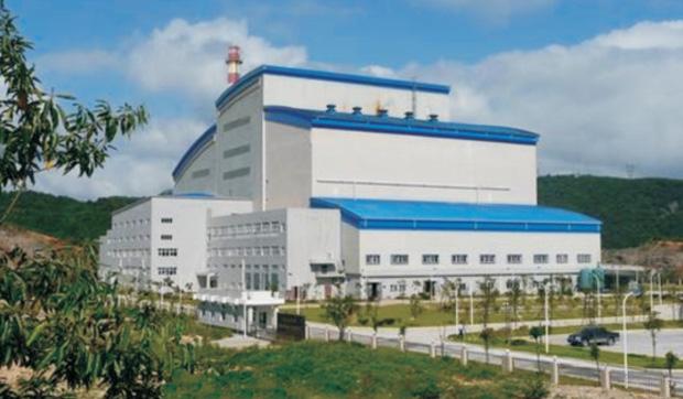 贵州省凯里市垃圾燃烧发电项目