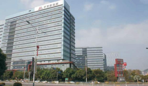 深圳龙岗天安数码城视频监控系统防雷项目