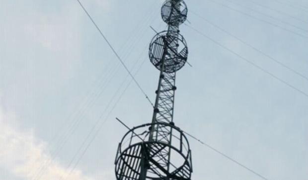 南京大学气象系统防雷项目