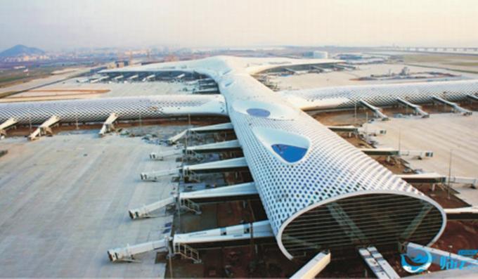 科安技术防雷产品应用于深圳机场照明系统