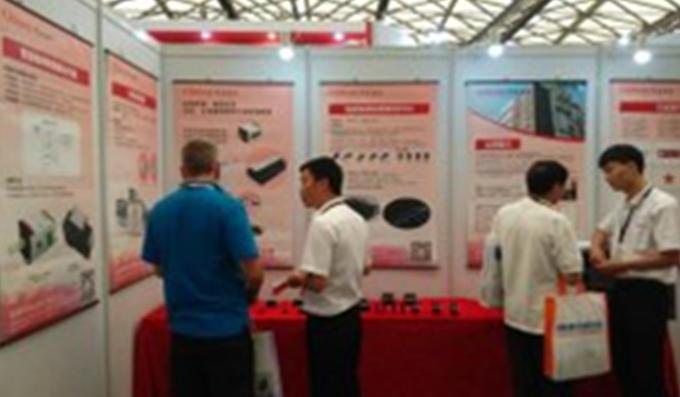 科安技术参加第六届(上海)国际城镇水展