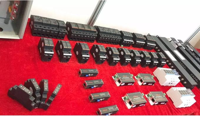 科安技术亮相第十一届上海光伏展会SNEC