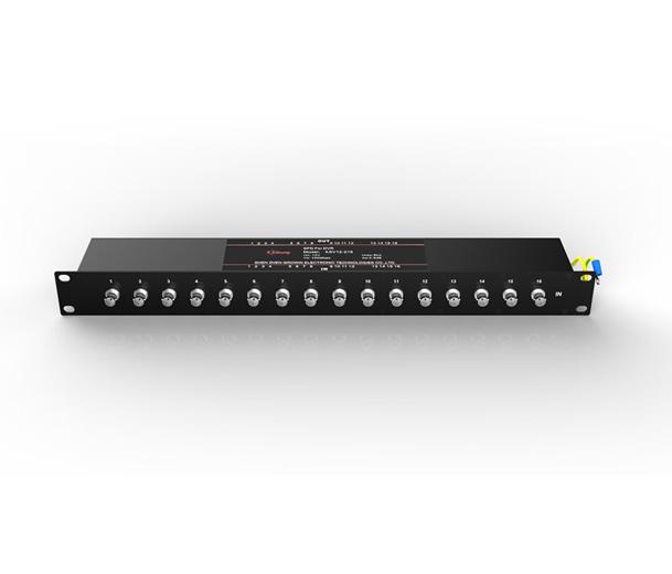16路视频信号防雷器(模拟CCTV)